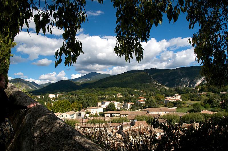 View from Malaucène