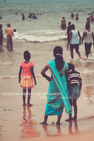 Beaches of Goa, India 2010  ©Karson Brown Photography