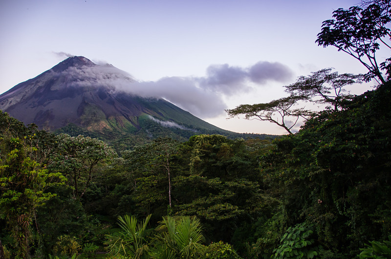 WAb217 Arenal Volcano, Arenal  Observatory Lodge, Costa Rica