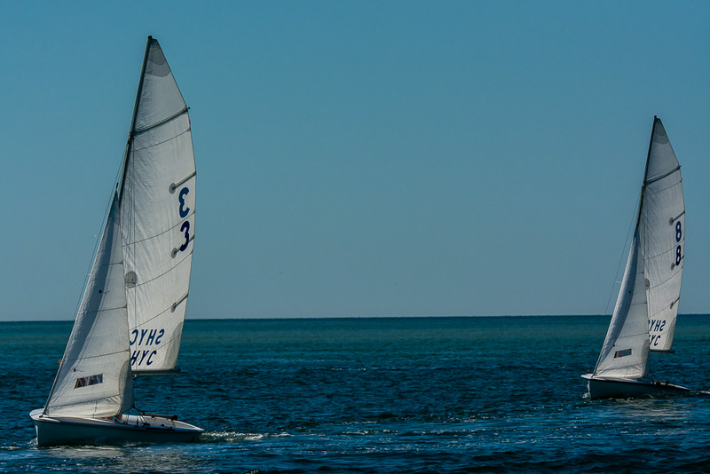 Sail Boats, Monomoy Island, Chatham, MA