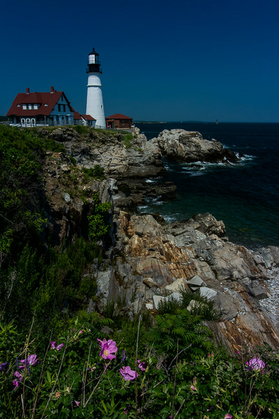 Portland Head Light, Cape Elizabeth, ME