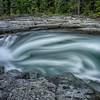 WAa827 - McDonald Creek, Glacier NP, Montana