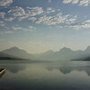 WAa726 - Lake McDonald Sunrise, Glacier NP, Montana