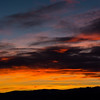 WAb948 Sunrise, El Calafate, La Anita Valley, Andes Mtns, Argentina