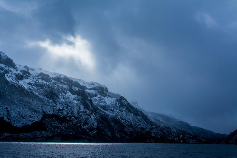 WAb574  Almirantazgo Bay, Darwin Range, Patagonia, Chile