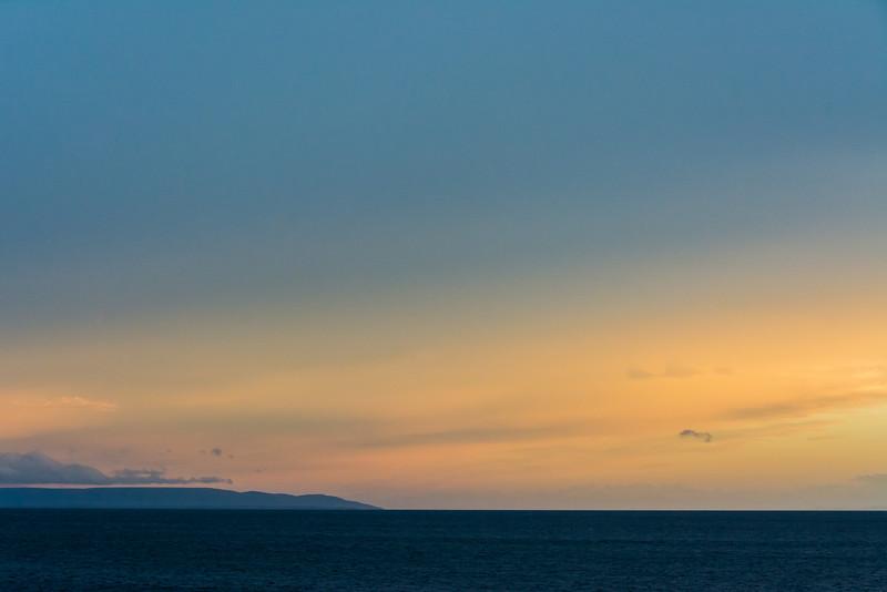 WAb497 Sunrise, Almirantazgo Bay, Patagonia, Chile