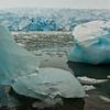 WAb706 Icebergs & Glacier, Almirantazgo Bay, Darwin Range, Patagonia, Chile