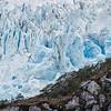 WAb1397 Marinelli Glacier, Alberto De Agostini NP, Ainsworth Bay, Patagonia, Chile