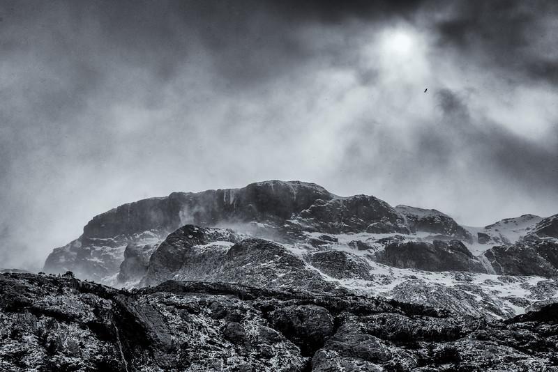 WAb624 Darwin Range, Almirantazgo Bay, Patagonia, Chile