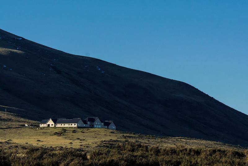 WAb1665 Eolo Lodge, El Calafate, Patagonia, Argentina