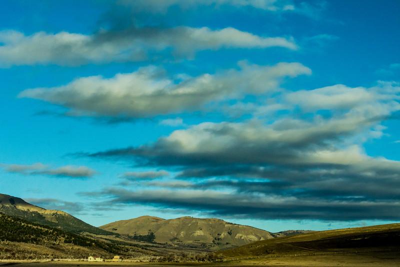 WAb2410 Hacienda, Patagonian Steppe, Cerro Castillo, Chile