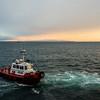 WBb1857 Tugboat, Punta Arenas Port, Punta Arenas, Chile