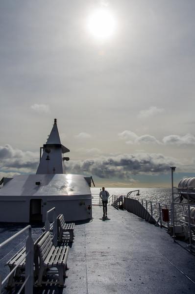 WBb1914 Via Australis Cruise Ship, Almirantazgo Bay, Chile