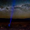 WAb1678 Milky Way, El Calafate, Patagonia, Argentina