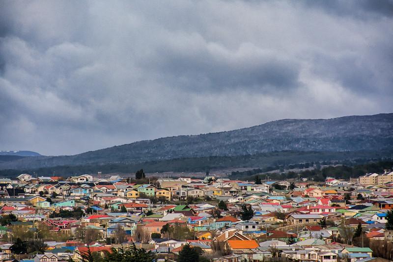 WBb1740 City View, Punta Arenas, Chile