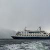 WAb2033 Via Australis, Zodiacs Returning to Ship, Almirantazgo Bay, Chile
