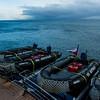 WBb1840 Zodiacs, Via Australis Cruise Ship, Almirantazgo Bay, Chile