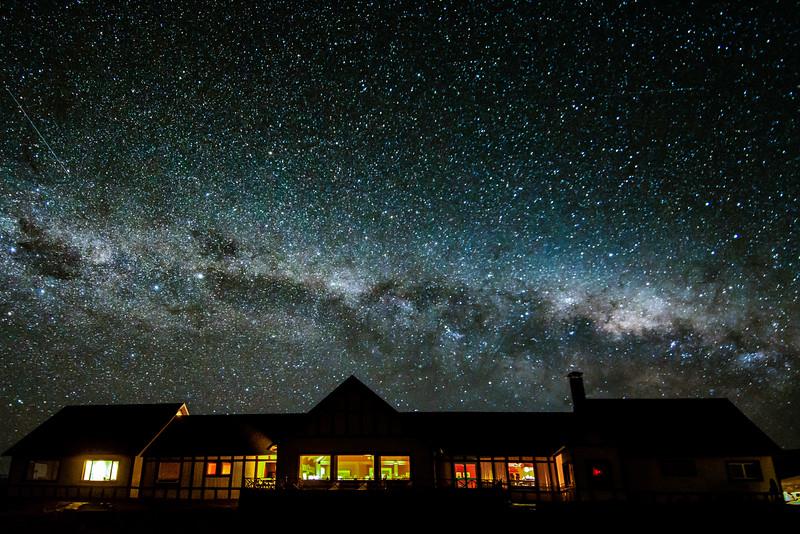 WAb1689 Milky Way and Eolo Lodge, Argentina