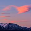 WAb954 Sunrise, El Calafate, La Anita Valley, Andes Mtns, Argentina