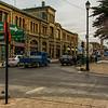 WBb1732 Street Scene, Punta Arenas, Chile