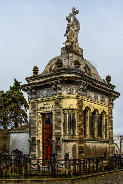 WBb1808 Punta Arenas City Cemetary, Punta Arenas, Chile