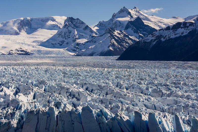 WAb1661 Los Glaciares NP, Perito Moreno Glacier, Santa Cruz, Patagonia, Argentina