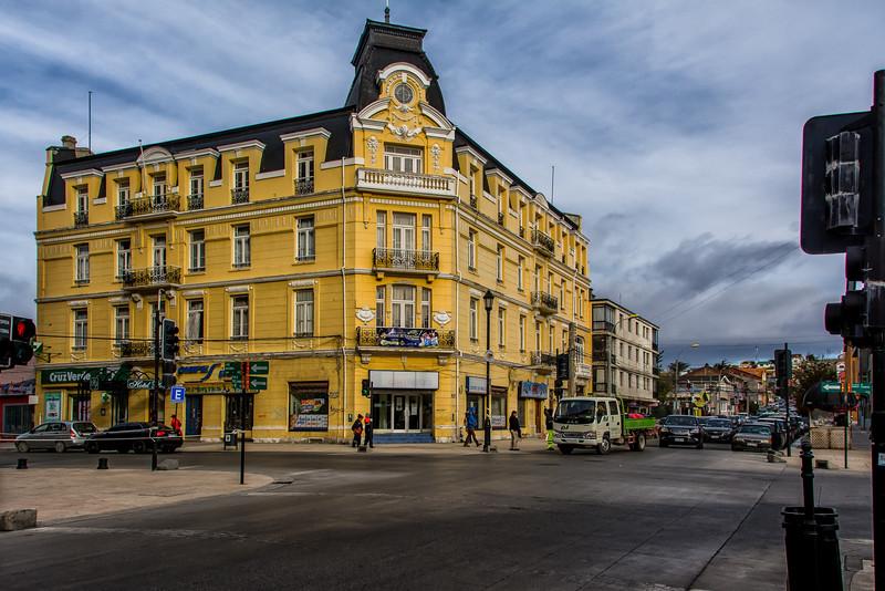 WBb1704 Hotel Plaza, Punta Arenas, Chile