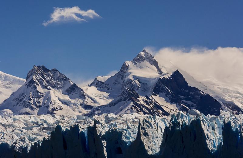 WAb1646 Los Glaciares NP, Perito Moreno Glacier, Santa Cruz, Patagonia, Argentina