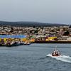 WBb1864 Tugboat, Punta Arenas Port, Punta Arenas, Chile