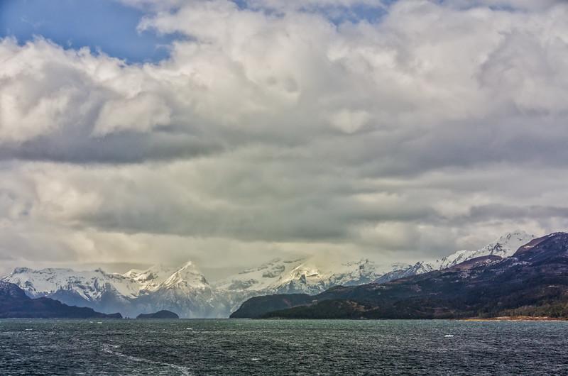 WAb1339 Darwin Range, Almirantazgo Bay, Patagonia, Chile