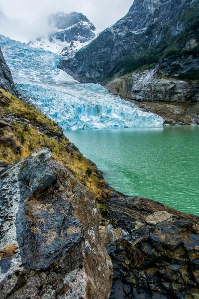 WAb1948 Serrano Glacier, Torres del Paine NP, Puerto Natales, Chile