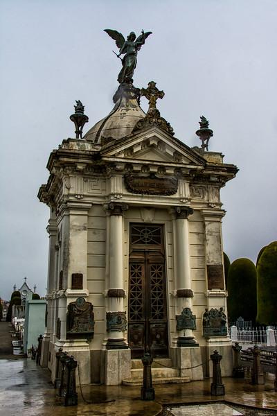 WBb1806 Punta Arenas City Cemetary, Punta Arenas, Chile