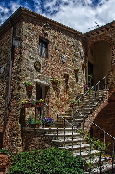 WBb1337 - Villa Vignamaggio, Greve in Chianti, Italy
