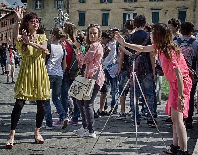 PB230 - The Director, Pisa, Italy