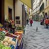 WBb1488 - City Street, Cortona, Italy