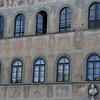 WBb271 - Library Windows, Siena, Italy