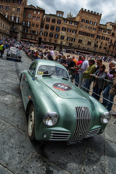 WBb906 - Rally Cars, Siena, Italy