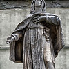 WBb1567 - Woe Is Mary Statue, Cortona, Italy