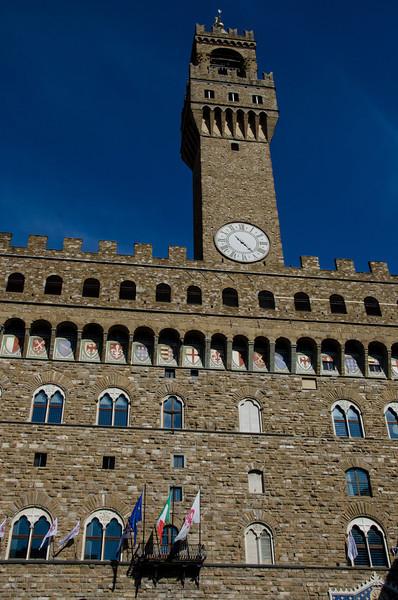 WBb125 - Gli Uffizi Bell Tower, Florence, Italy
