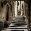 WBb1515 - Alleyway, Cortona, Italy