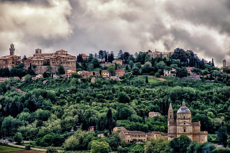 WBb1344 - Sanctuary of Madonna di Biagio, Montepulciano, Italy