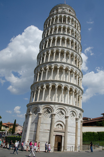 WBb1620 - Torre Pendente (Leaning Tower), Pisa, Italy