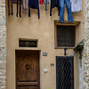 WBb579 - Courtyard, Castellina in Chianti, Italy