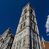 WBb335 - Campanile and Duomo, Florence, Italy