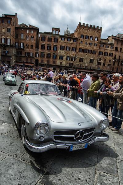 WBb903 - Rally Cars, Siena, Italy