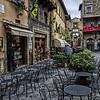WBb1444 - Cafe, Cortona, Italy