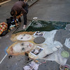 WBb421 - Street Artist, Florence, Italy