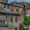 WBb638 - Houses, Siena, Italy