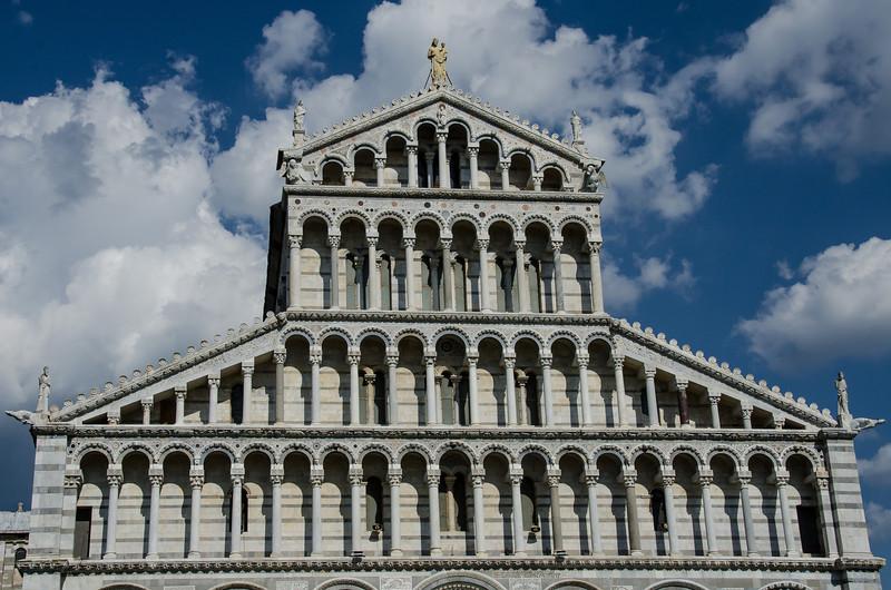WBb1636 - Campo dei Miracoli, Pisa, Italy
