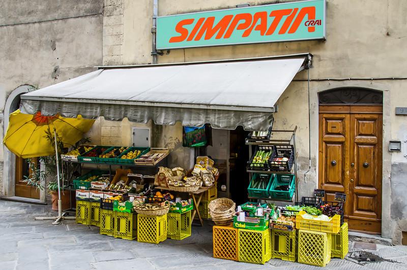 WBb521 - Grocery, Castellina in Chianti, Italy